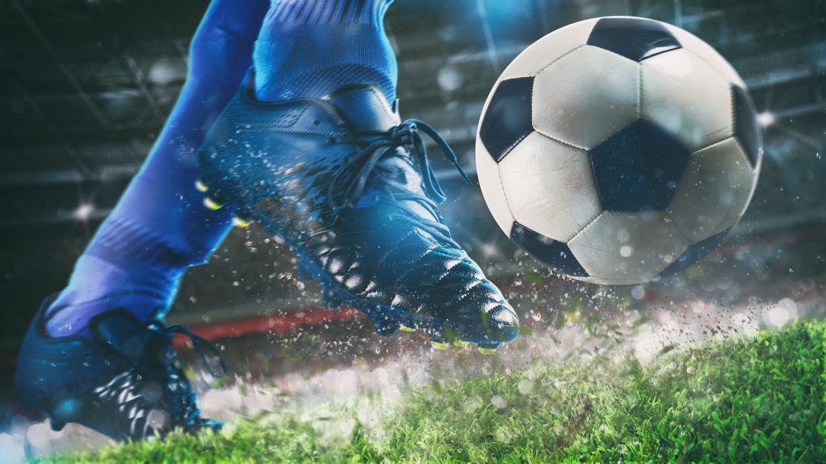 Hier ist Fußball drin